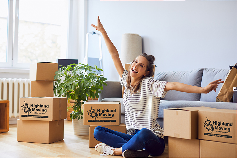 Moving Into An Apartment Building