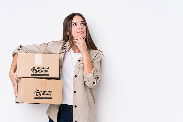 Frequently Asked Questions When Moving | Highland Moving & Storage