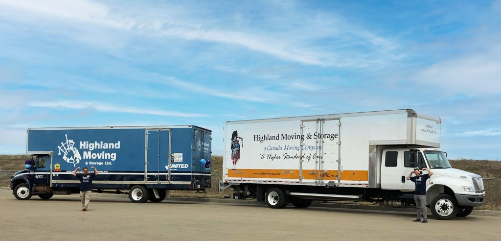 Alberta's Best Movers | Highland Moving & Storage