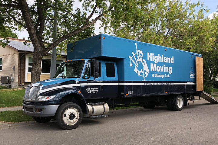 Local Movers | Highland Moving & Storage