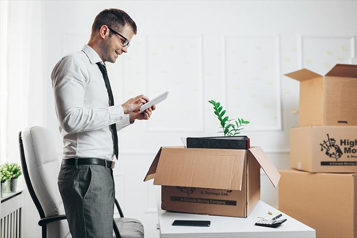 Office Moving in Alberta