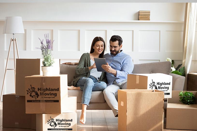 Local Moving | Highland Moving & Storage