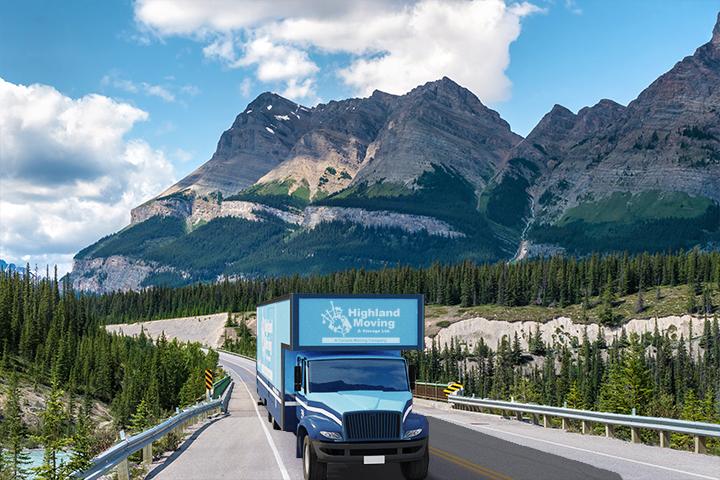 Calgary Moving Company - Highland Moving and Storage