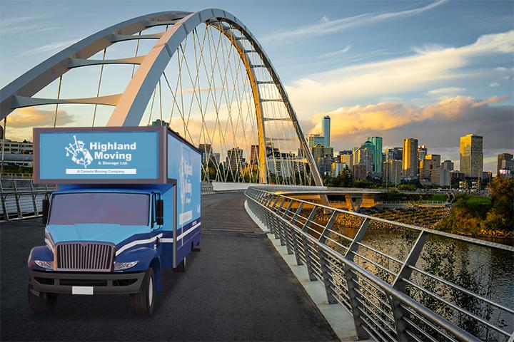 Edmonton Movers | Highland Moving & Storage